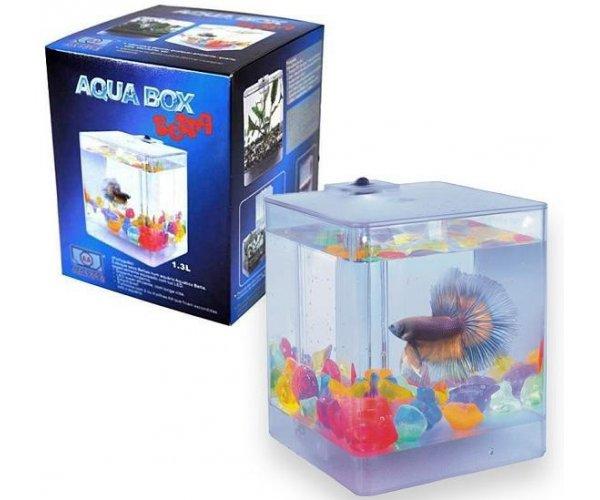 AA-Aquariums 1212 Aqua Box Betta, 1,3 л