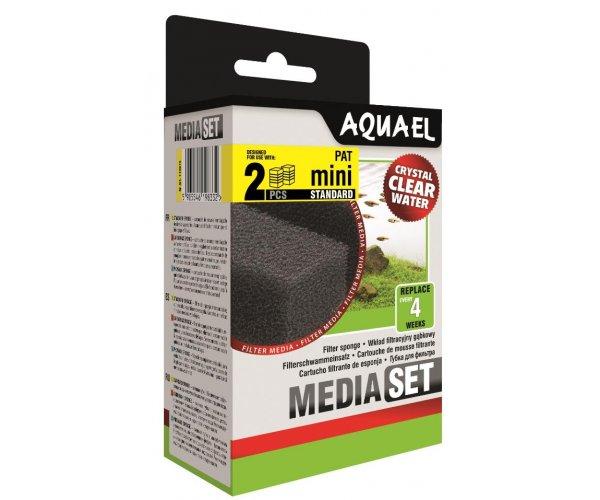 Aquael Сменный картридж Filtr.Sponge PAT-mini (2pcs)
