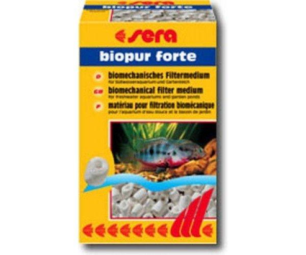 """Sera Наполнитель биологический """"Biopur Forte"""", 0,8 л"""