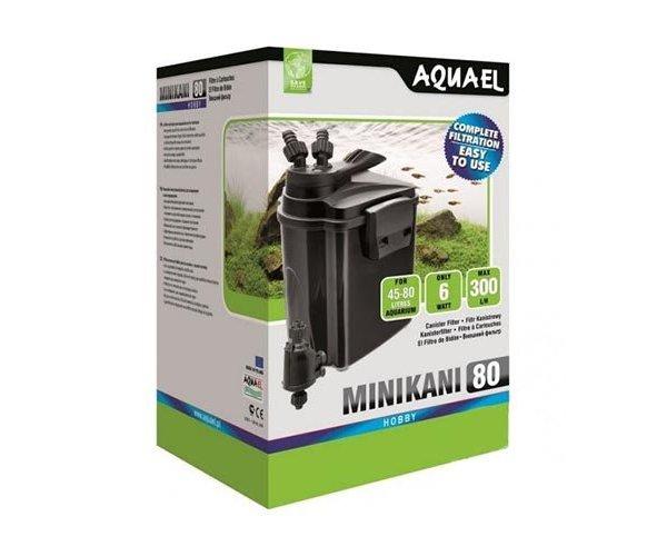 Aquael Фильтр Filter Mini Kani 80