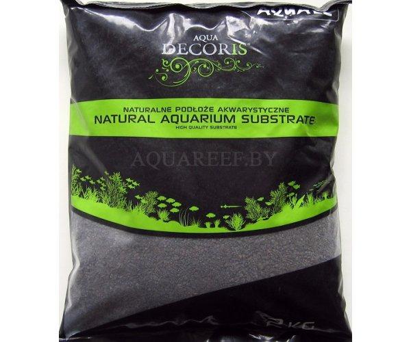 Aquael Базальтовый песок 0.1-0.5 мм  2 кг
