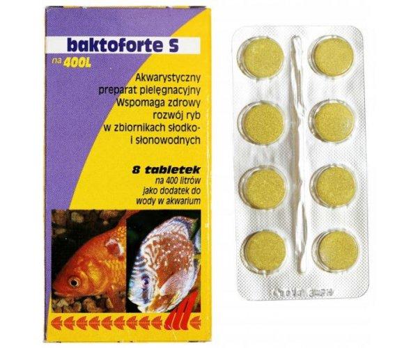 """Sera Средство для лечения болезней """"Baktoforte S"""", 8 таб в уп."""