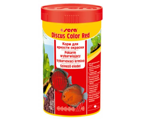 "Sera Корм для окраса дискусов ""Discus Color Red"", 100 мл"