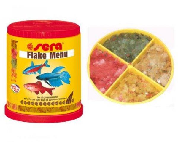 "Sera Корм хлопья для всех рыб ""Flake Menu"", 32 г"