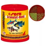 "Sera Корм для всех рыб ""Granulate Menu"", 32 г"