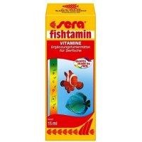"Sera Витаминный препарат ""Fishtamin"", 15 мл"