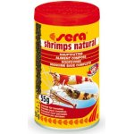 "Sera Корм гранулы для креветок ""Shrimps Natural"", 55 г"