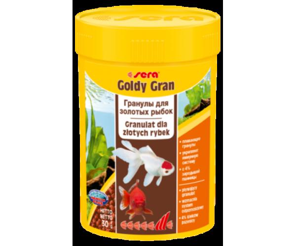 "Sera Корм гранулы для золотых рыбок ""Goldy Gran"""