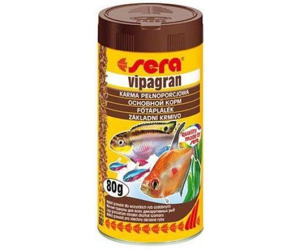 "Sera Корм гранулы для всех рыб ""Vipagran"""