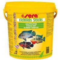 """Sera Корм палочки для цихлид """"Cichlids Sticks"""""""