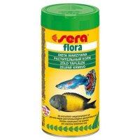 """Sera Корм хлопья для всех рыб """"Flora"""""""