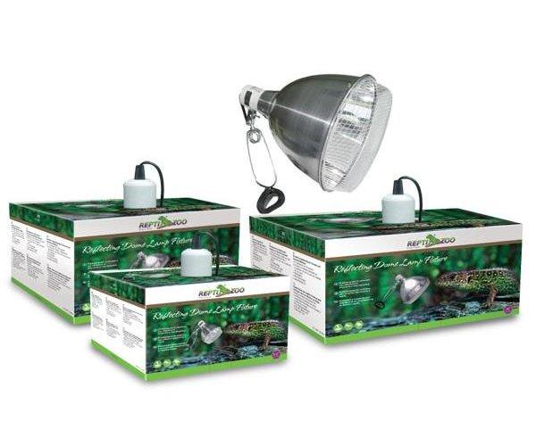 Repti-Zoo Светильник на зажиме с защитной сеткой