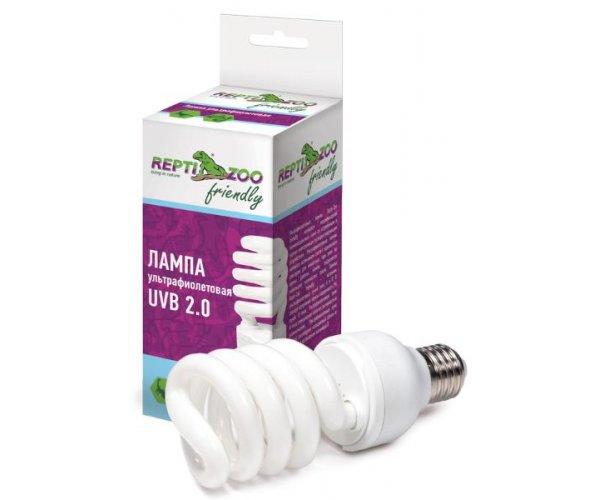 Repti-Zoo Лампа УФ UVB 2.0