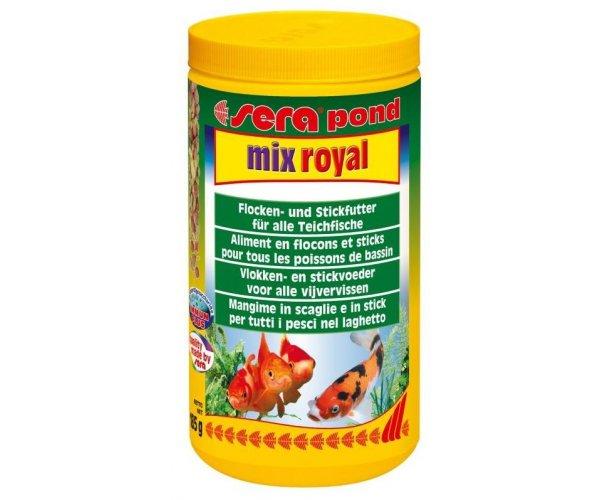 """Sera Корм для всех прудовых рыб """"Pond Mix Royal"""""""