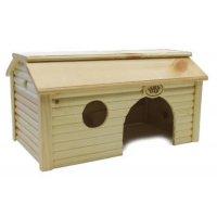 """Green Farm Дом """"Баня"""" для мелких грызунов"""