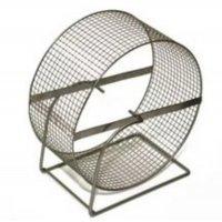 Металлическое колесо для грызунов
