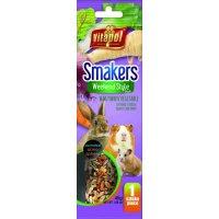 Vitapol Smakers Овощи для грызунов и кроликов, 45 г