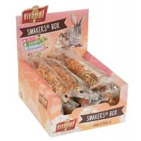 Vitapol Smakers Box PopCorn Палочки д/грызунов, 12 шт.
