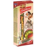 Vitapol Smakers Яблоко для грызунов и кроликов, 90 г