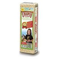 Опилки для грызунов CHIPSI STRAWBERRY 15 л (1 кг)
