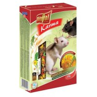 Vitapol 1 Корм для декоративных крыс, 500 г