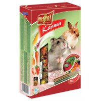 Vitapol Овоще-фруктовый корм для хомяка и кролика