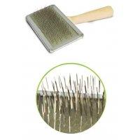 Triol Пуходерка с деревянной ручкой (пакет)