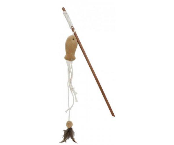 COMFY GAIA Удочка с рыбкой, 40 см для кошек