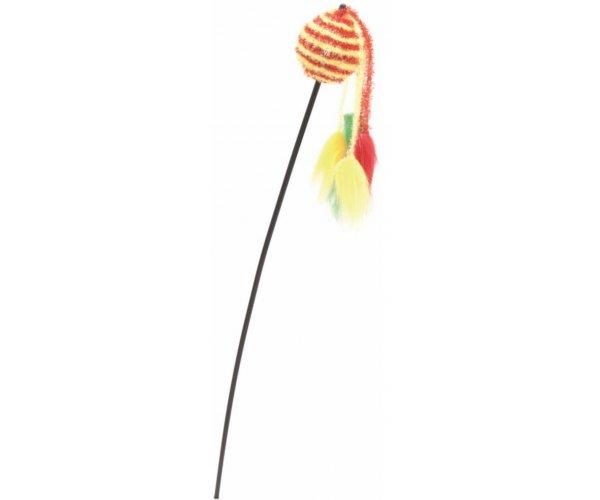 COMFY WILMA Удочка с шариком, 65 см для кошек