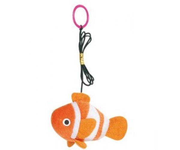 """Flamingo Игрушка Рыбка """"Nemo"""" с кошачьей мятой для кошек"""