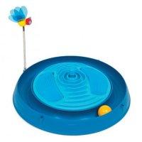 Catit Круглый массажный центр с мячиком и игрушкой-пчелкой
