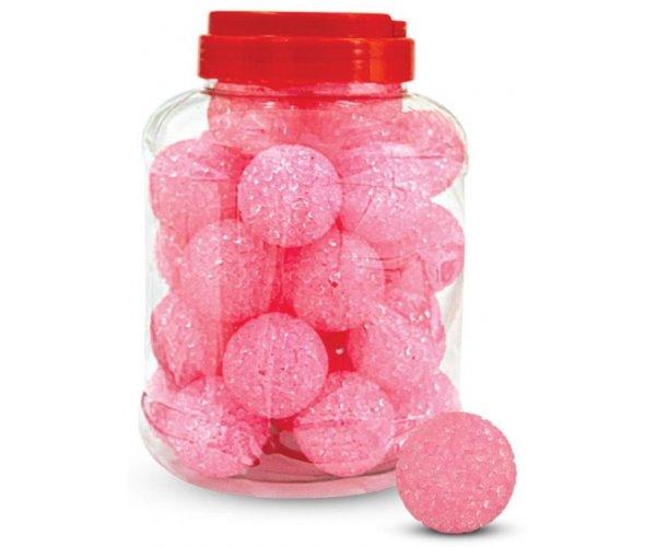 """Triol 3809 Игрушка """"Мяч зернистый"""", розовый (30 шт.) для кошек"""