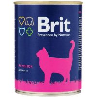 Brit Premium Kitten (Ягненок)