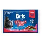 Brit Premium Cat Meat Plate (мясная тарелка)