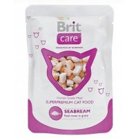 Brit Care Cat White Fish Pouch