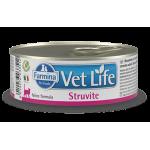 Farmina Vet Life Natural Diet Cat Struvite