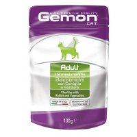 Gemon Pouch Cat Adult Rabbit/Veg