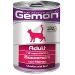 Gemon Консервы Cat Adult  Beef