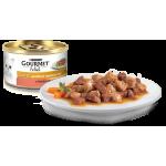 Gourmet Голд Кусочки с уткой и индейкой