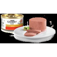 Gourmet Голд Паштет с говядиной