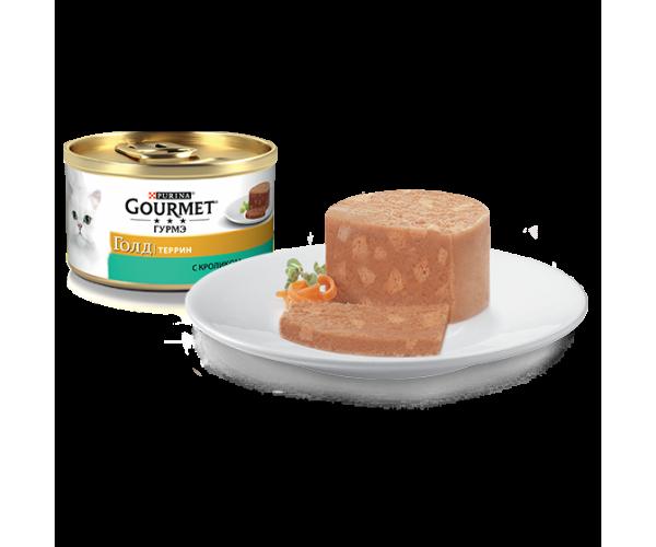 Gourmet Gold (Террин с кроликом по- французски)