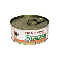 Nature's Protection Kitten Turkey & Salmon