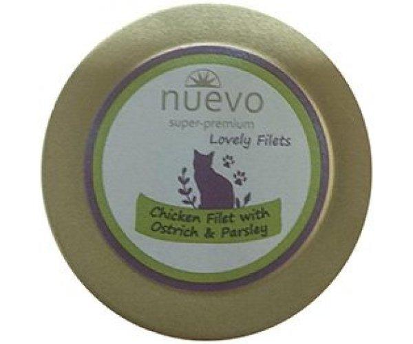 Nuevo Chicken Filet with Ostrich & Parsley