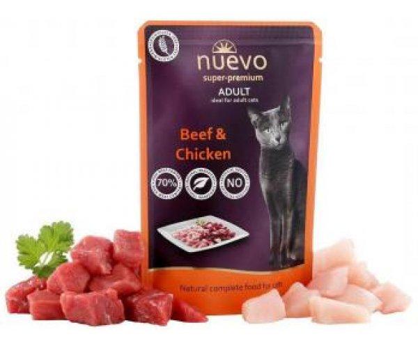 Nuevo Adult Beef & Chicken