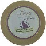 Nuevo Salmon Filet with Turkey & Watercress