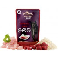 Nuevo Senior Poultry & Lamb with Rice