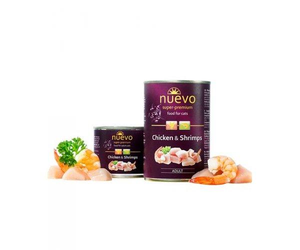 Nuevo Chicken & Shrimps
