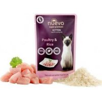 Nuevo Kitten Poultry with Rice