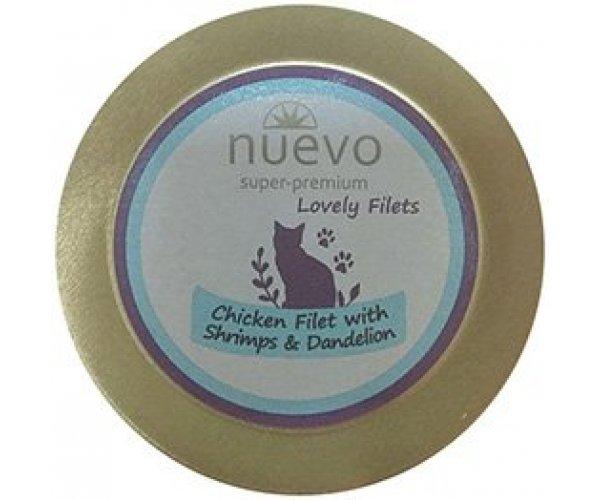 Nuevo Chicken Filet with Shrimps & Dandelion
