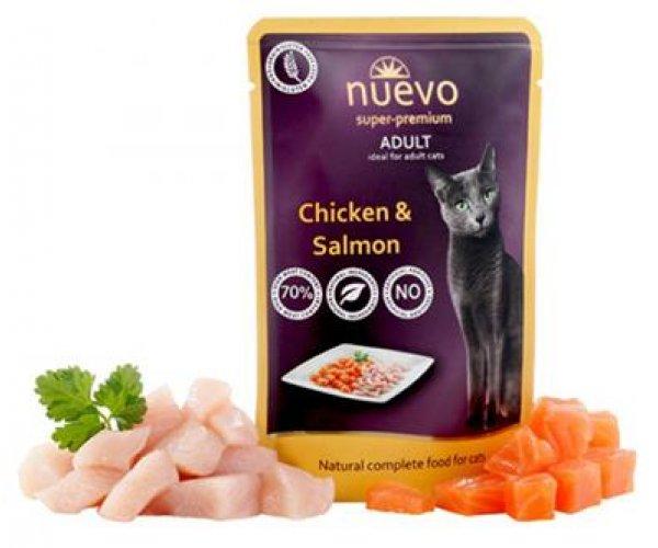 Nuevo Adult Chicken & Salmon